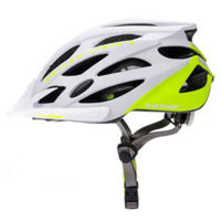 MARVEN M-L WHITE/NEON GREEN