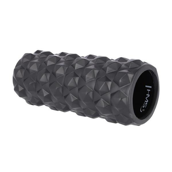 Wałek do masażu FS107 black 31,5cm Roller roler