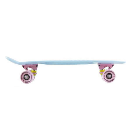 Deskorolka NILS EXTREME Pennyboard Light Blue