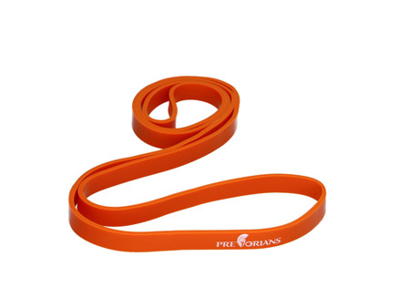 GUMA FITNESS TAŚMA 19mm 11-16kg ORANGE