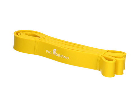 GUMA FITNESS TAŚMA 32mm 16-29kg YELLOW