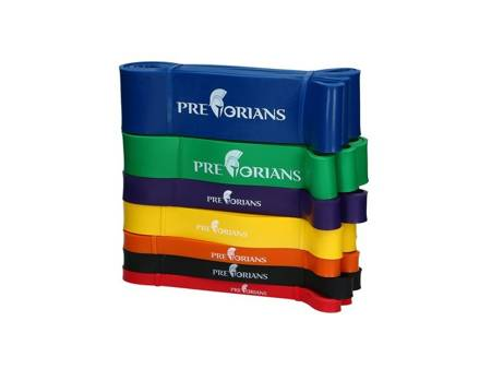GUMA FITNESS TAŚMA 19mm 14-23kg ORANGE