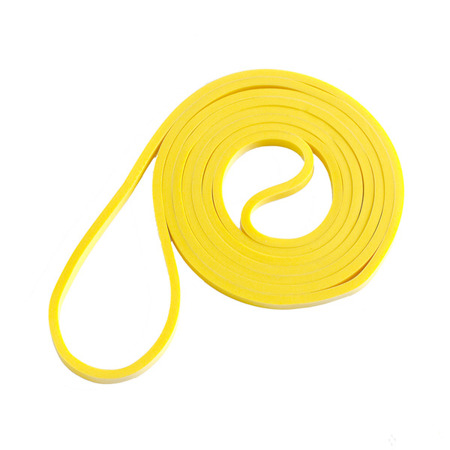 GUMA FITNESS TAŚMA GU05 6,4mm 1-5 kg YELLOW