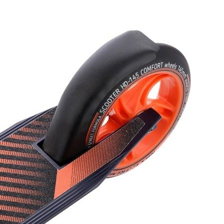 HULAJNOGA GRAPHITE-ORANGE HD145  NILS EXTREME