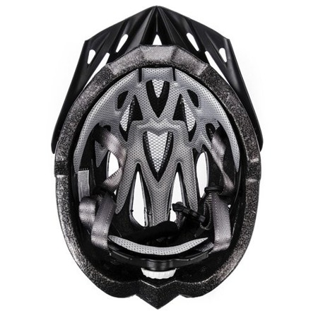 KASK ROWEROWY METEOR GRUVER M WHITE/GREY/EGGPLANT