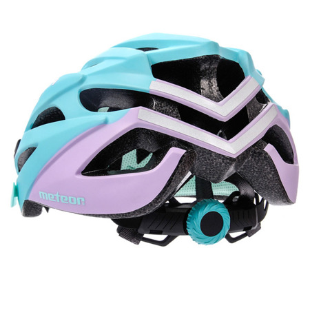 KASK ROWEROWY METEOR MARVEN ROZM.S-M MINTH-PINK