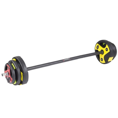 SZTANGA 20kg DO BODY PUMP  HMS SBP15