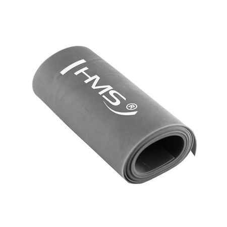TAŚMA PILATES HMS TP01 GRAY 0.75 x 150 x 1500 MM